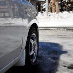 雪道とタイヤ