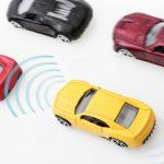 ミニカーによる自動運転のイメージ